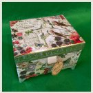 Music box with two Jasmine scented soap bars $29.99 #MS0015tv