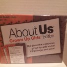 About Us Grown up Girl Game $24.99