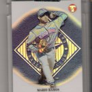 2002 TOPPS PRISTINE MARIO RAMOS RANGERS UNCIRCULATED REFRACTOR CARD