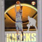 2003 TOPPS PRISTINE MACIEJ LAMPE KNICKS UNCIRCULATED REFRACTOR CARD