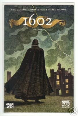 1602 #1 GAIMAN/KUBERT-NEVER READ!