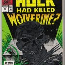WHAT IF VOLUME 2 #50 THE HULK HAD KILLED WOLVERINE