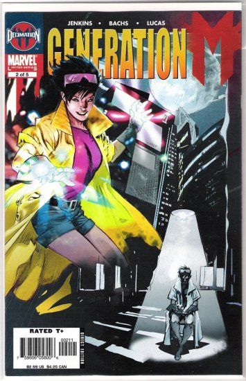 GENERATION M #2-NEVER READ!