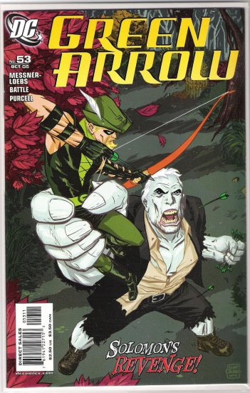 GREEN ARROW #53-NEVER READ!