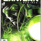 GREEN LANTERN REBIRTH #1 GEOFF JOHNS 1ST PRINT-NEVER READ!