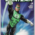GREEN LANTERN #2 GEOFF JOHNS-NEVER READ!