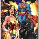 SUPERMAN/BATMAN #8 RARE THIRD PRINT MICHAEL TURNER-NEVER READ!