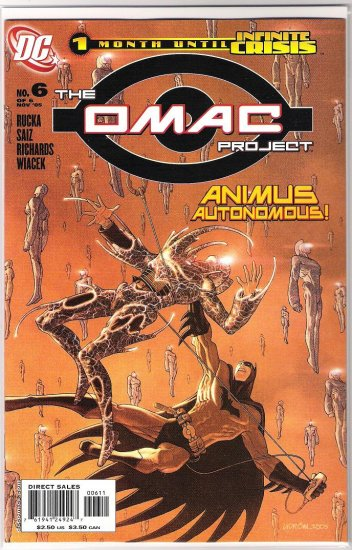 OMAC PROJECT #6-NEVER READ!