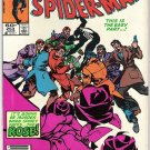 AMAZING SPIDER-MAN #253 (1984) 1ST APPEARANCE OF THE  ROSE