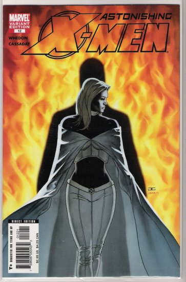 ASTONISHING X-MEN #12 2ND PRINT WHEDON/CASSADAY-NEVER READ!