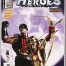 CITY OF HEROES #7 (2005) -NEVER READ!