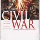CIVIL WAR #7 1ST PRINT-NEVER READ!