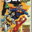JLA CLASSIFIED #2-NEVER READ!
