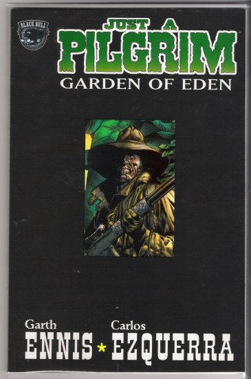 JUST A PILGRIM GARDEN OF EDEN TRADE PAPERBACK-NEVER READ!