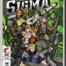 GI JOE SIGMA SIX #1 (2005)-NEVER READ!