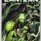 GREEN LANTERN REBIRTH #3 (2005) GEOFF JOHNS-NEVER READ!
