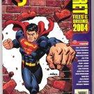 SUPERMAN SECRET FILES 2004-NEVER READ!