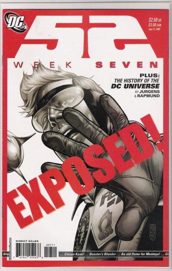 52 WEEK SEVEN (2006)-NEVER READ!