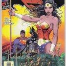 SUPERMAN/BATMAN #10 (2004) MICHAEL TURNER COVER- NEVER READ!