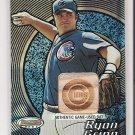 2002 BOWMANS BEST RYAN GRIPP CUBS GAME-USED BAT CARD
