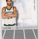 2008-07 TOPPS LUXURY BOX COREY BREWER TIMEBERWOLVES ROOKIE RELIC JERSEY CARD