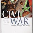 CIVIL WAR #4 FIRST PRINT-NEVER READ!