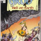 GROO HELL ON EARTH #1-NEVER READ!