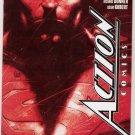 ACTION COMICS #844 2ND PRINT GEOFF JOHNS ADAM KUBERT-NEVER READ!