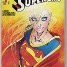 SUPERGIRL #1 (2005) MICHAEL TURNER COVER-NEVER READ!