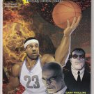 KING JAMES STARRING LEBRON JAMES-NEVER READ!