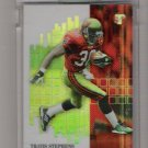 2002 TOPPS PRISTINE TRAVIS STEPHENS BUCCANEERS UNCIRCULATED REFRACTOR CARD
