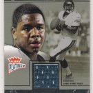 2004 FLEER PLATINUM BYRON LEFTWICH JAGUARS GAME-WORN JERSEY CARD