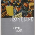 CIVIL WAR FRONT LINE #6 (2006)-NEVER READ!