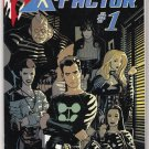 X-FACTOR #1 (VOLUME 3) PETER DAVID-NEVER READ!