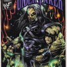 UNDERTAKER 1/2 CHAOS COMICS/WIZARD WITH COA-NEVER READ!