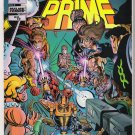PRIME 1/2 BY MALIBU COMICS/WIZARD WITH COA-NEVER READ!