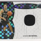 2006-07 BOWMAN ELEVATION BRENT BARRY SPURS BOARD OF DIRECTORS JERSEY CARD #'D 68/99!