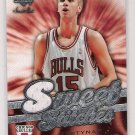 2007-08 UD SWEET STITCHES  MARTYNA ANDRIUSKEVICIUS BULLS GAME USED CARD