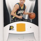 2006-07 SP GAME USED SARUNAS JASIKEVICIUS PACERS JERSEY CARD