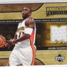 2006-07 UPPER DECK HARDCOURT MATERIAL JASON RICHARDSON WARRIORS JERSEY CARD