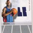 2007-08 TOPPS LUXURY BOX RODNEY STUCKEY PISTONS ROOKIE RELIC JERSEY CARD