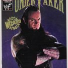UNDERTAKER 1/2 (1999) GOLD FOIL VARIANT CHAOS/WIZARD WITH COA-NEVER READ!