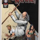 MIDNIGHT NATION 1/2 (2001) TOP COW/WIZARD-NEVER READ!