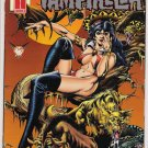 VENGEANCE OF VAMPIRELLA 1/2 (1996) HARRIS/WIZARD SPECIAL PLATINUM EDITION WITH COA-NEVER READ!