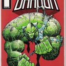 THE SAVAGE DRAGON 1/2 IMAGE/WIZARD WITH COA ERIC LARGSON-NEVER READ!