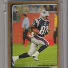 2003 BOWMAN BETHEL JOHNSON PATRIOTS UNCIRCULATED ROOKIE CARD