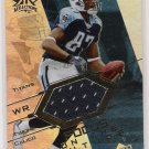 2004 UPPER DECK REFLECTIONS FOCUS ON THE FUTURE TYRONE CALICO TITANS JERSEY CARD