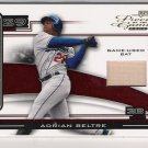 2003 PLAYOFF PIECE OF THE GAME ADRIAN BELTRE DODGERS GAME-USED BAT CARD