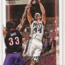 2000 SP AUTHENTIC KEITH VAN HORN NETS MAXIMUM FORCE INSERT CARD