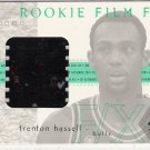 2001-02 SP AUTHENTIC TRENTON HASSELL BULLS ROOKIE FILM F/X CARD